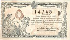 Décimo del año 1920